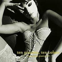 十人十色.爵士鋼琴 Ten Pianists, Ten Colors 〜venus great pianists 10 (CD) 【Venus】 0