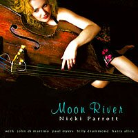 妮基派洛特:月河 Nicki Parrott: Moon River (CD) 【Venus】 0