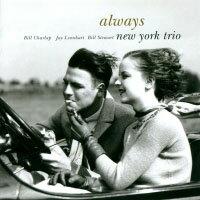 紐約三重奏:艾文柏林歌曲集 New York Trio: Always (CD) 【Venus】 0