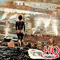 艾米.維克奇三重奏:小交響曲~爵士 楊納傑克 Emil Viklicky Trio: Sinfonietta ~The Janacek of Jazz (HQCD) 【Venus】 - 限時優惠好康折扣