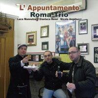 羅馬三重奏:真情相約 Roma Trio: L'Appuntamento (CD) 【Venus】 - 限時優惠好康折扣