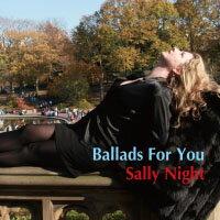 莎莉.奈特 Sally Night: Ballads For You (CD) 【Venus】 0