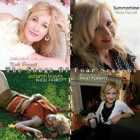 妮基.派洛特:四季之歌 Nicki Parrott: The Songs Of Four Seasons (CD) 【Venus】 - 限時優惠好康折扣