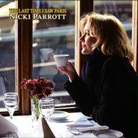妮基.派洛特:最後的巴黎 Nicki Parrott: The Last Time I Saw Paris (CD) 【Venus】 0