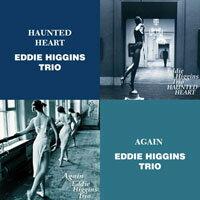 艾迪.希金斯三重奏:偷心計畫+心動 Eddie Higgins Trio: Haunted Heart + Again (限量2CD豪華決定盤)【Venus】 - 限時優惠好康折扣