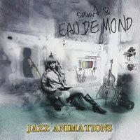 samA & EAU DE MOND: Jazz Animations (CD) 【Venus】 - 限時優惠好康折扣
