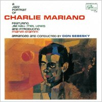 Charlie Mariano Trio: A Jazz Portrait Of Charlie Mariano (CD) 【Venus】 - 限時優惠好康折扣