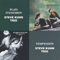 史帝夫.庫恩三重奏:最愛爵士+誘惑 Steve Kuhn Trio: Plays Standards + Temptation (限量2CD豪華決定盤)【Venus】 - 限時優惠好康折扣