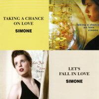 席夢:抓住愛情+來談戀愛吧! Simone: Taking A Chance On Love + Let's Fall In Love (限量2CD豪華決定盤)【Venus】 - 限時優惠好康折扣