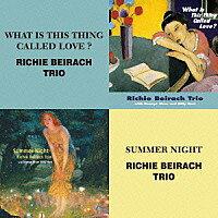 李奇.貝拉齊三重奏:愛是什麼東西?+夏夜 Richie Beirach Trio: What Is This Thing Called Love? + Summer Night (限量2CD豪華決定盤)【Venus】 - 限時優惠好康折扣