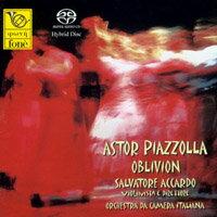 三色探戈系列 - 紅色探戈:遺忘 PIAZZOLLA - Oblivion (SACD)【fone】 0