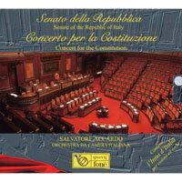 憲法音樂會 Senate of the Republic of Italy - Concert for the Constitution (CD)【fone】 - 限時優惠好康折扣