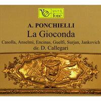 龐奇耶利:歌劇《歌女喬康達》 Amilcare Ponchielli: La Gioconda (3CD)【fone】 0