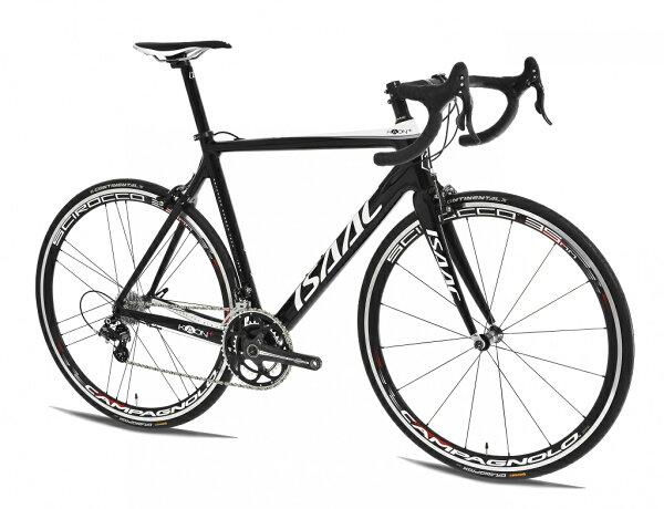 【7號公園自行車】ISAAC KAON+ 重力黑 SIZE 50 碳纖車架 5800全套