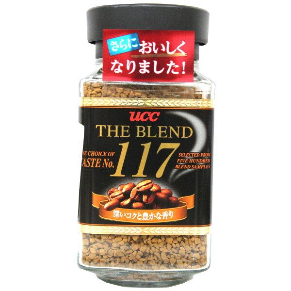 UCC 117精緻即溶咖啡 90g