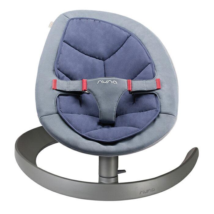 NUNA - Leaf Curv搖搖椅 (藍紫) 贈品牌手提袋+可愛玩偶吊飾,加贈專用玩具條! - 限時優惠好康折扣