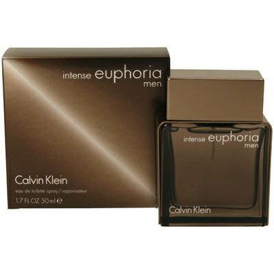 Euphoria men intense eau de toilette vaporizador 100 ml by calvin klein 0