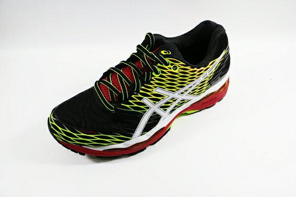 【陽光樂活】ASICS 亞瑟士 高緩衝 慢跑鞋 最新款 GEL-NIMBUS 18 T600N-9000