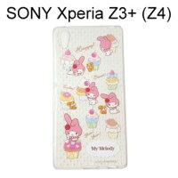 美樂蒂My Melody周邊商品推薦到美樂蒂透明軟殼 [杯子蛋糕] SONY Xperia Z3+ / Z3 Plus (Z4)【三麗鷗正版授權】