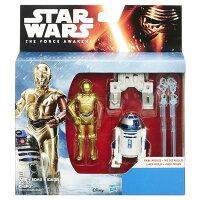 【 孩之寶流行玩具 】星際大戰電影7 - 3.75吋雙入人物組 B3957