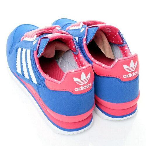 【adidas 】愛迪達 ADIDAS ZX 500 K 女休閒鞋-B25627 1