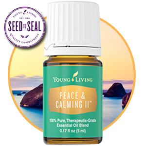 Peace   Calming平和精油II~5ml