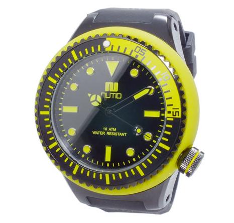分秒必針專業潛水 PRO 石英男士手錶