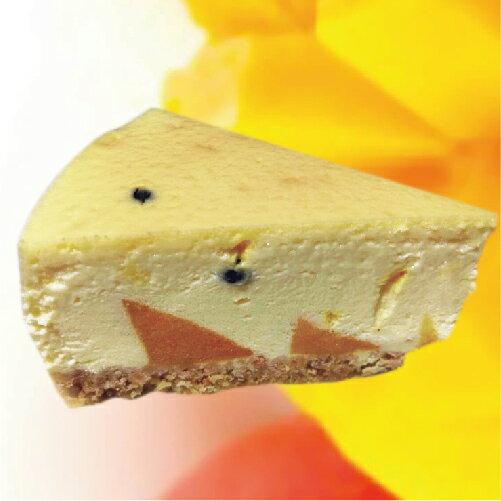 (免運)【阿妮琪烘焙屋】四喜拼盤重乳酪蛋糕-6吋(蛋奶素) ❤不露餡兒的好滋味❤ #新鮮水果熬煮的內餡(非罐頭果醬,無添加色素,香精),減糖更健康# (四種口味一次滿足:藍莓+蔓越莓+蜂蜜檸檬+百香果) 2