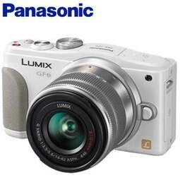 Panasonic DMC- GF6KGT9 變焦鏡頭微型單眼相機