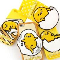 【Sanrio】iPhone 6/6s 蛋黃哥療癒系2D立體保護套