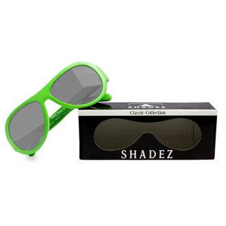 瑞士【SHADEZ】兒童太陽眼鏡經典款-青草綠(0-7歲) - 限時優惠好康折扣