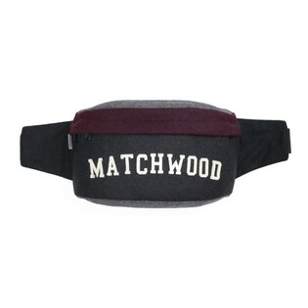 REMATCH - Matchwood Handy 腰包 側背包 斜背包 隨身包 胸前包 黑棗紅毛料  層防水/ 單車運動 / 休閒 / 旅遊隨身 / 美式休閒 / 運動 / Outdoor / Jansport / Herschel 可參考