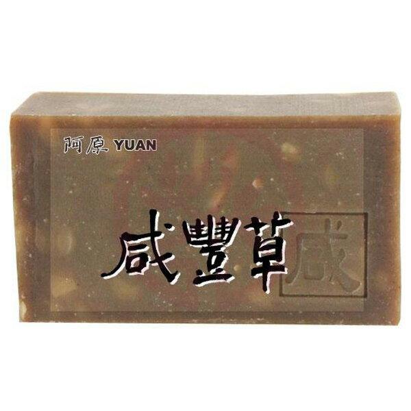 阿原肥皂 咸豐草皂(100g)x1