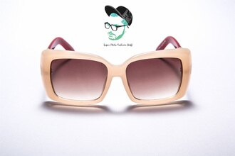 太陽眼鏡 墨鏡 眼鏡  韓國 super otila 【1531】裸系名媛