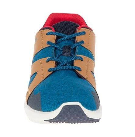 Merrell 1SIX8 LACE 男 休閒鞋 藍咖啡 5