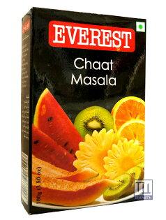 Everest Chat Masala (沾水果/拌沙拉用香料粉)100公克