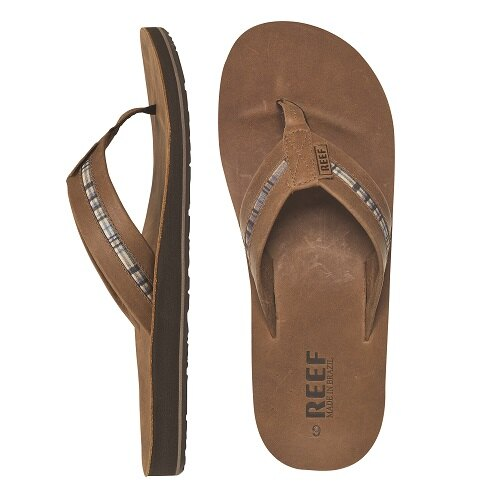 REEF印花鞋底基本舒適人字拖