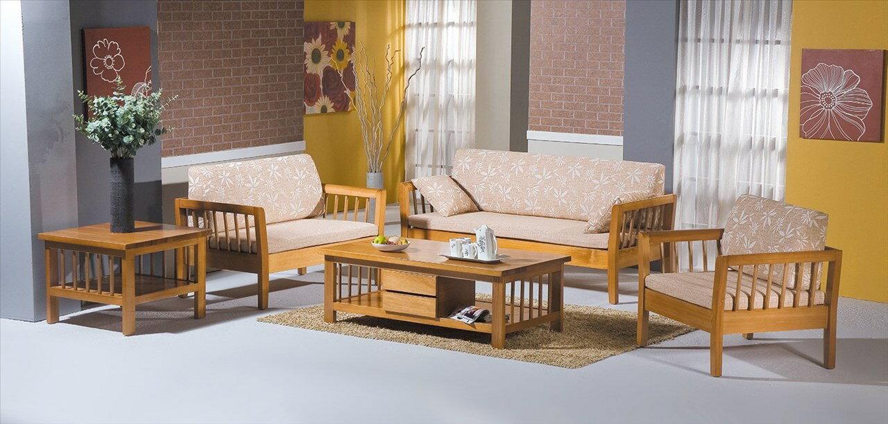 ~石川家居~EF~185~2 118型原木色單人椅 ^(含椅墊 不含 ^) 需 車趟 ~