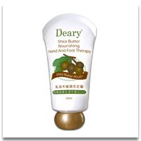 教師節禮物推薦到【買一送一】Deary乳油木極潤手足霜50ml/瓶