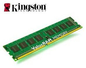 ★綠G能★全新★桌電必備★ Kingston DDRIII 1600 (512*8) 4G RAM-KVR16N11S8/4