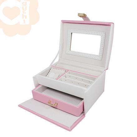 【Aguchi 亞古奇】禮物甜心 珠寶盒(春舞天使系列) 1