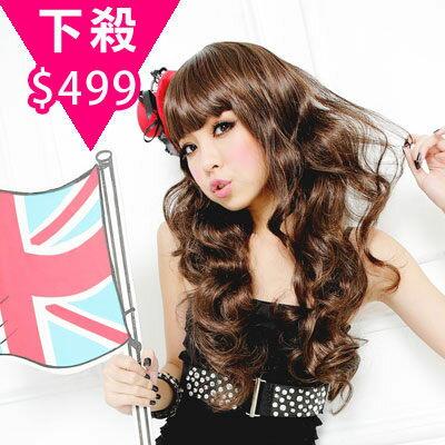 ☆雙兒網☆優質假髮(現+預)【742B】整頂式-甜心芭比捲髮 0
