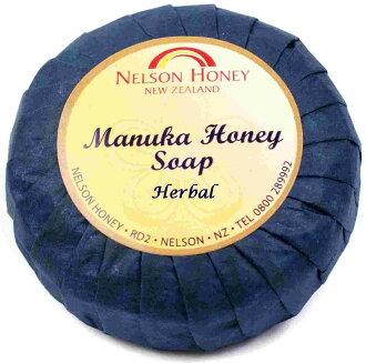 Nelson Honey麥盧卡蜂蜜草本皂