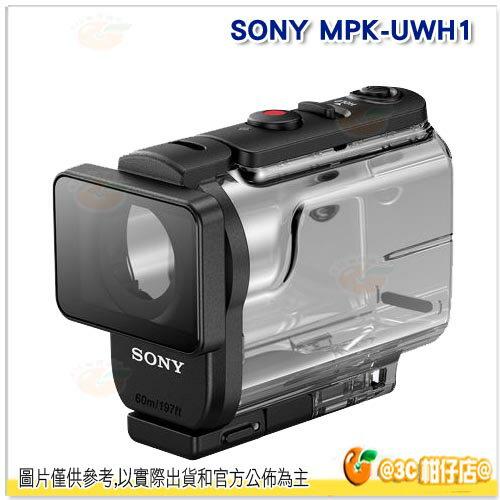 SONY MPK-UWH1 防水殼 潛水殼 可潛60公尺 防塵 防震 台灣索尼公司貨 適用 AS50