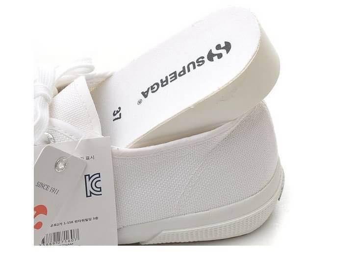 【Superga】2750plus 內增高\鬆糕鞋\義大利國民鞋 1