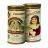 【派尼克帝PERNIGOTTI】義大利進口金磚巧克力★復古圓罐系列/奶油白★經典榛果牛奶巧克力 0
