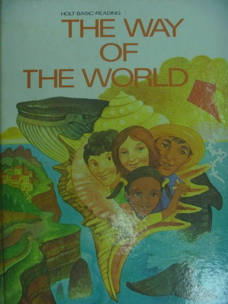 ~書寶 書T9/少年童書_YAW~The Way of The World