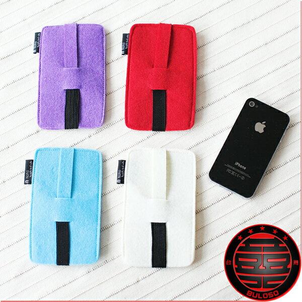 《不囉唆》韓國多彩繽紛 糖果毛毯手機包(不挑色/款)【A206167】