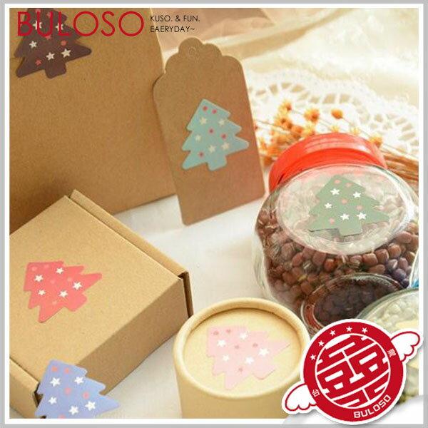《不囉唆》(不挑款)多款聖誕風情貼紙 禮品包裝 包材 聖誕節交換禮物【A289207】