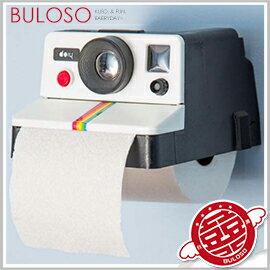 ~不囉唆~復古相機捲紙巾筒 拍立得  面紙盒 抽取式 捲筒 kuso (不挑色 款)~A2